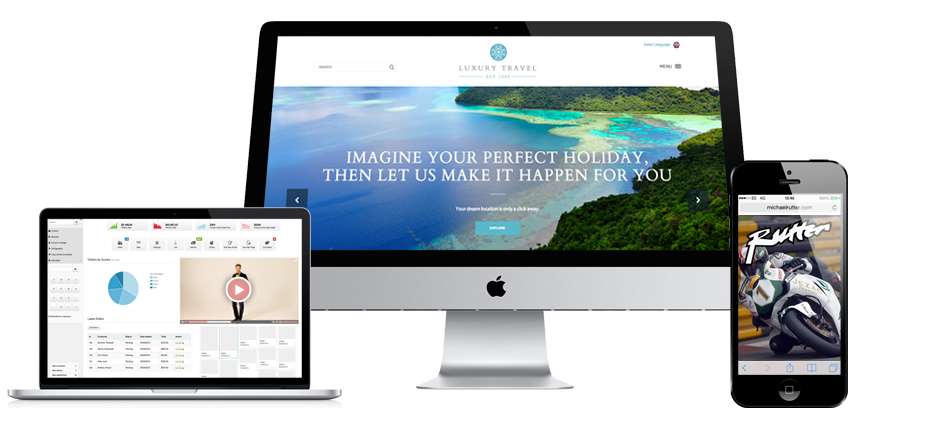 Townhouse Creative's web design and development
